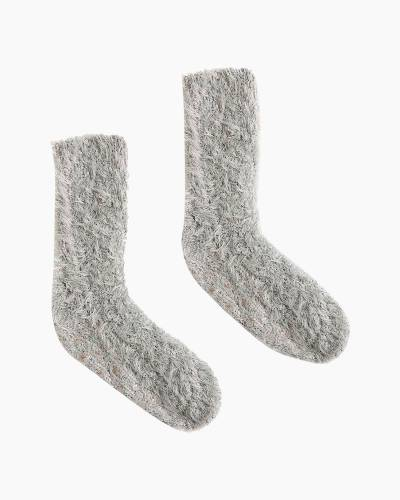 Giving Socks in Taupe