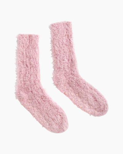 Giving Socks in Pink