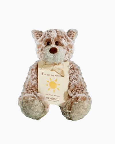 Exclusive The Giving Bear Sunshine Mini Plush