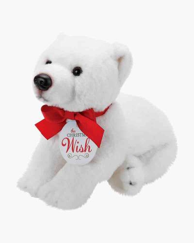 The Christmas Wish Polar Bear Plush