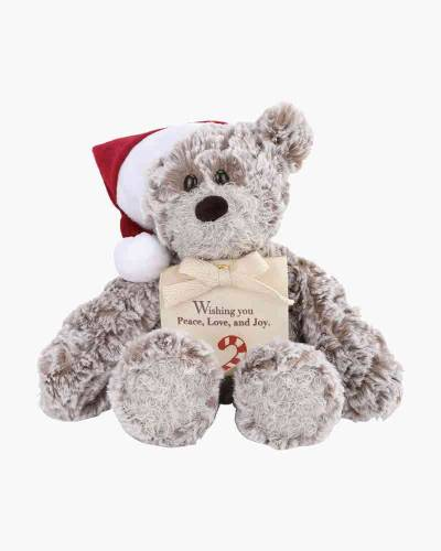 The Giving Bear Mini Holiday Plush