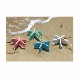 Dennis East Glitter Decorative Starfish