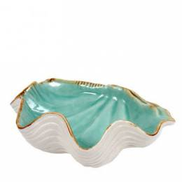 Dennis East Scallop Shell Bowl