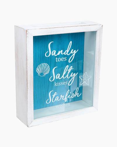 Sandy Toes Memory Box