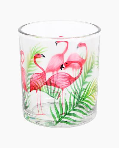 Flamingo Tea Light Holder