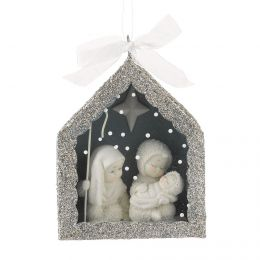 Snowbabies Nativity - Snowbabies Box Ornament