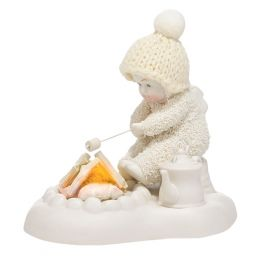 Department 56 Extra Toasty Snowbabies Figurine