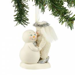Snowbabies Snow Dream You Were Made For Me Ornament