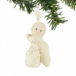 Snowbabies Snowball Fight Ornament