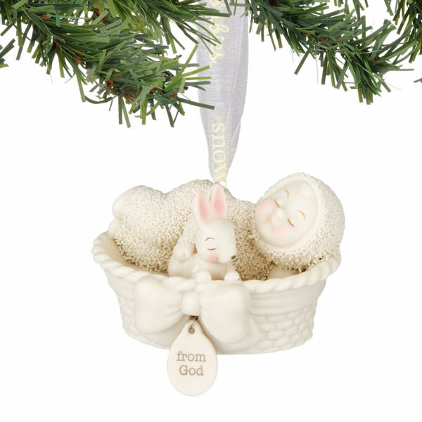 Snowbabies Snowbabies Family From God Ornament
