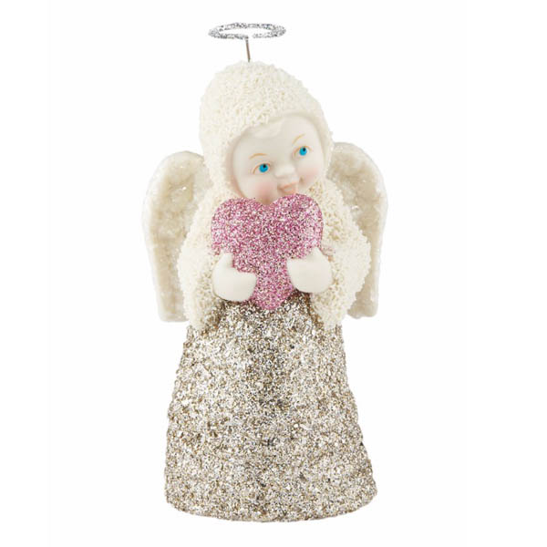 Snowbabies Snowbabies Angel of Love Figurine