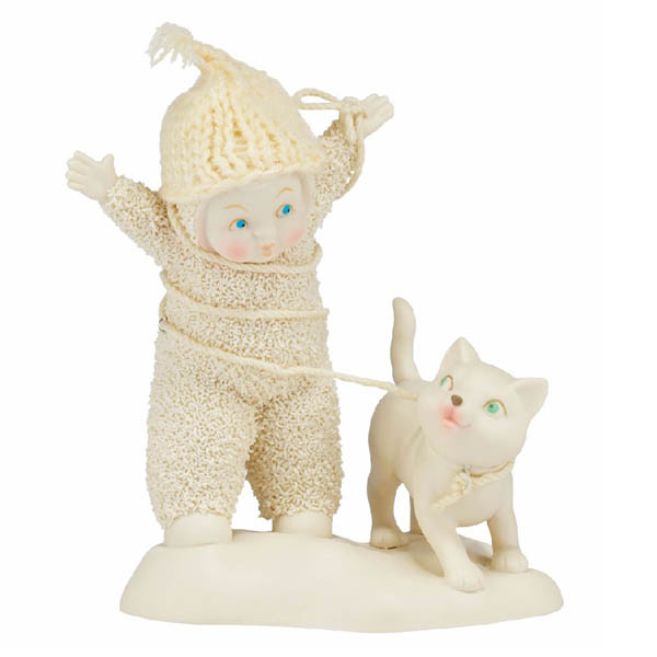 Snowbabies Snowbabies Family - Power Struggle Figurine