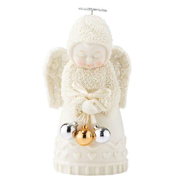 Snowbabies Snowbabies Snow Dream Angel of Christmas Figurine