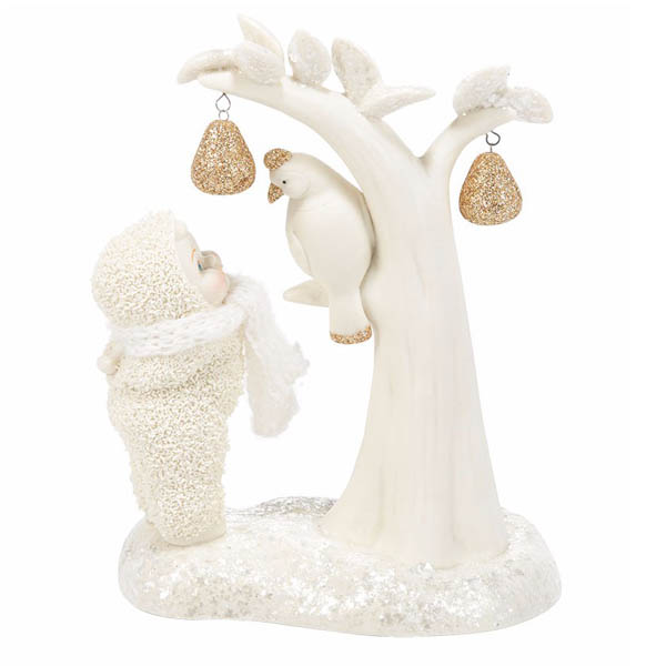Snowbabies Snowbabies 12 Days of Christmas - Partridge in a Pear Tree Figurine