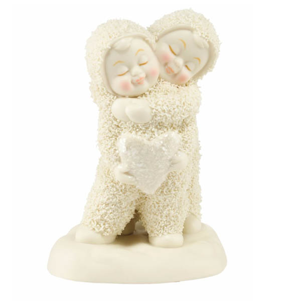 Snowbabies Snowbabies Family - You Are My Happy Ending Figurine
