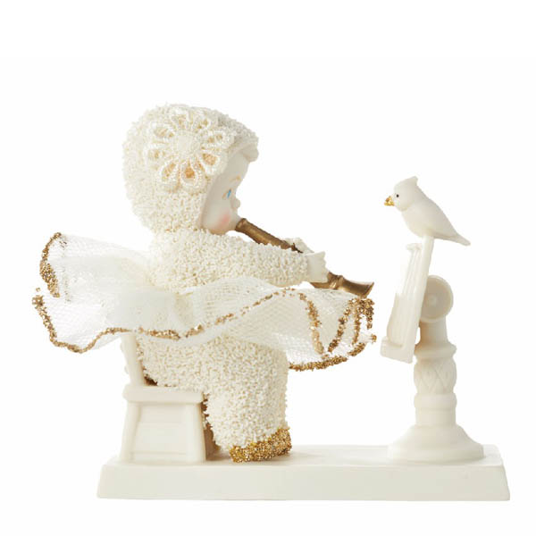 Snowbabies Snowbabies 12 Days of Christmas - Pipers Piping Figurine