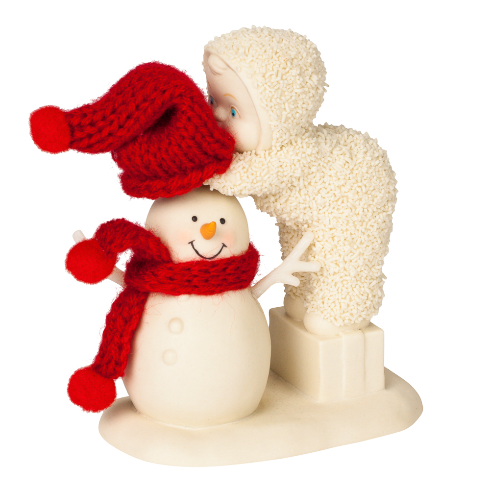 Snowbabies Top It Off Figure Special Prive $14.99