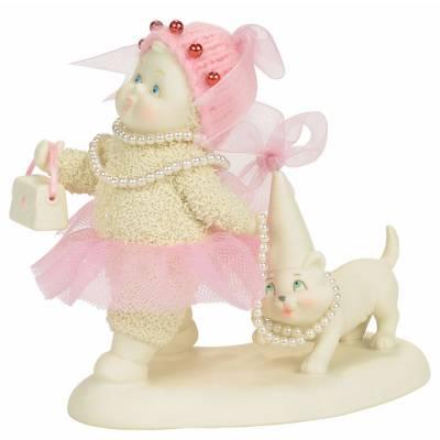 Glam Squad Snowbabies Figurine