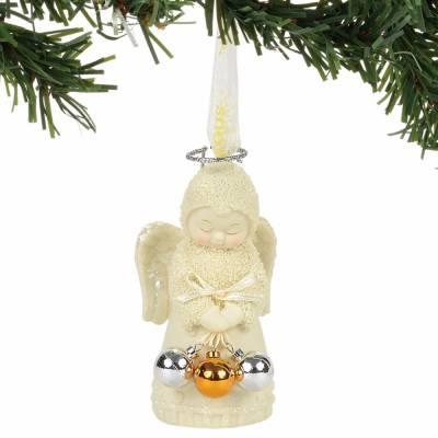 Christmas Angel Snowbabies Ornament