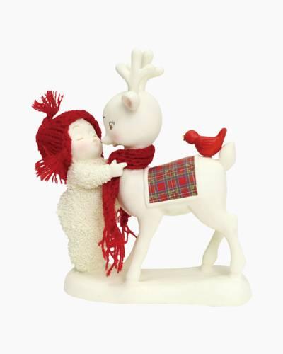 Reindeer Kisses Figurine