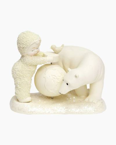 Peace on Earth Figurine
