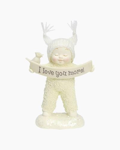 I Love You More Figurine