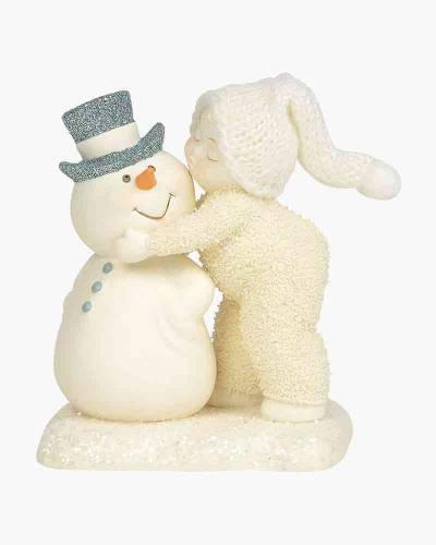 A Kiss for the Man I Love Figurine