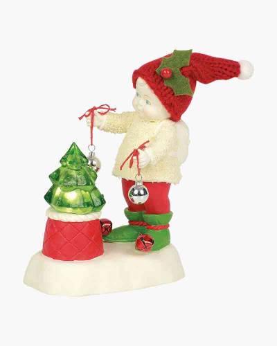 Elfish and Bright Figurine