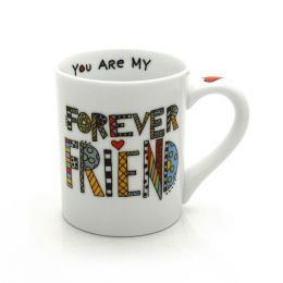 Our Name Is Mud Cuppa Doodle Forever Friend Mug