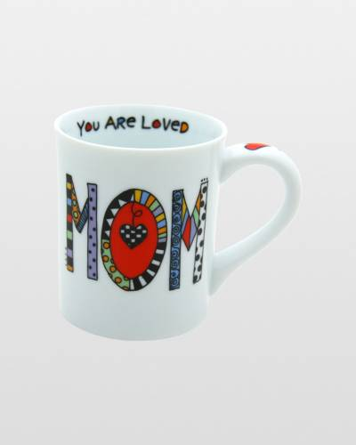Cuppa Doodle Mom Mug