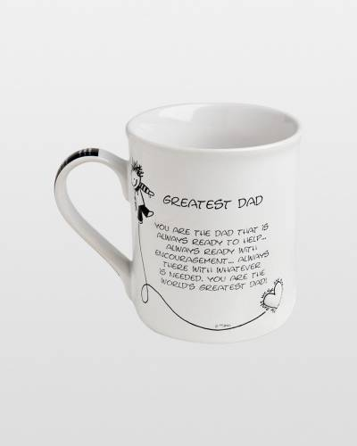 Greatest Dad Stoneware Mug
