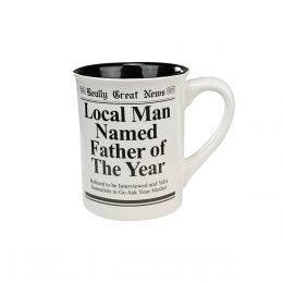 Enesco Father of the Year Mug