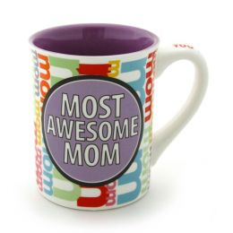 Our Name Is Mud Most Amazing Mom Mug