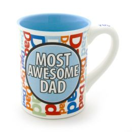 Our Name Is Mud Awesome Dad Mug