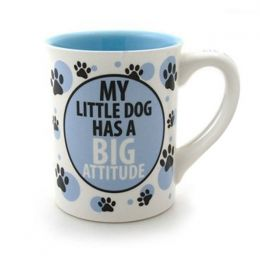 Our Name Is Mud My Little Dog Mug