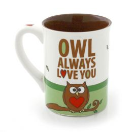 Our Name Is Mud Owl Always Love You Mug