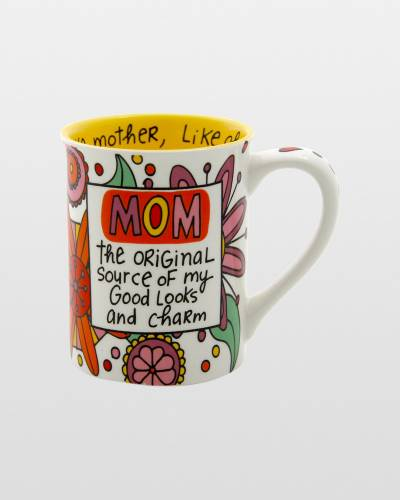Great Mom Stoneware Mug