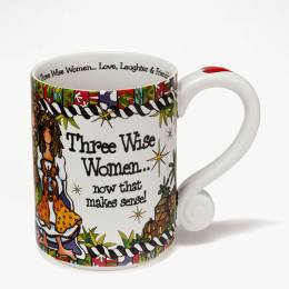 Enesco Three Wise Women Mug