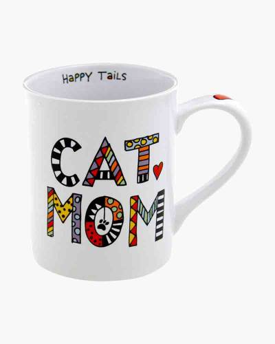 Cuppa Doodle Cat Mom Mug