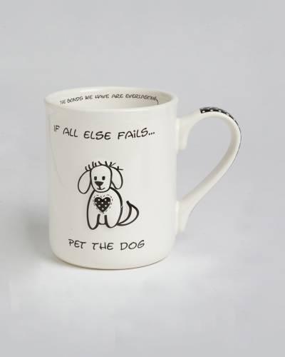 If All Else Fails... Dog Lover Mug
