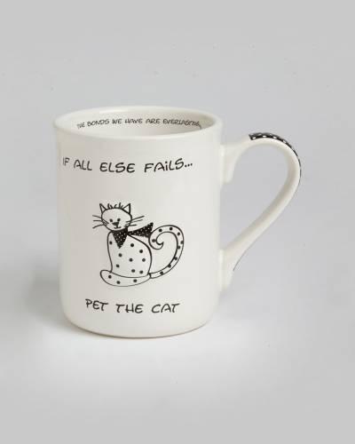 If All Else Fails... Cat Lover Mug