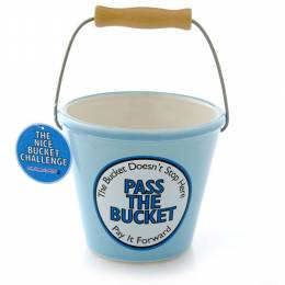 Our Name Is Mud Pass the Bucket