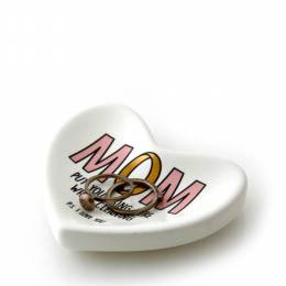 Our Name Is Mud Mom Ring Dish