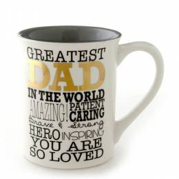 Our Name Is Mud Greatest Dad in The World Mug