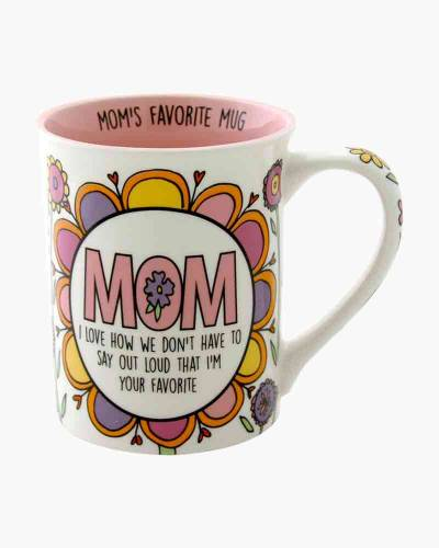 Mom's Favorite Mug