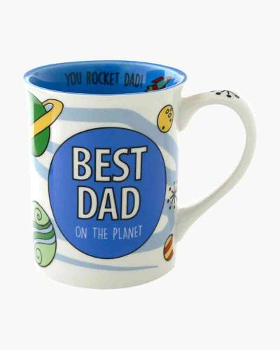 Best Dad On The Planet Mug