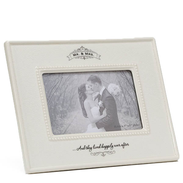 Enesco Mr. and Mrs. Ceramic Frame
