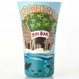 Lolita Margaritaville Handpainted Shooter Glass
