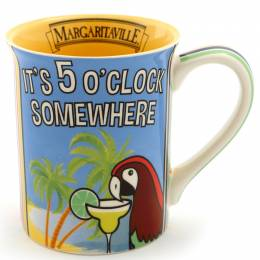 Our Name Is Mud 5 O'Clock Somewhere Mug