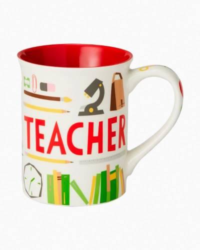 Teacher Get It Done Mug